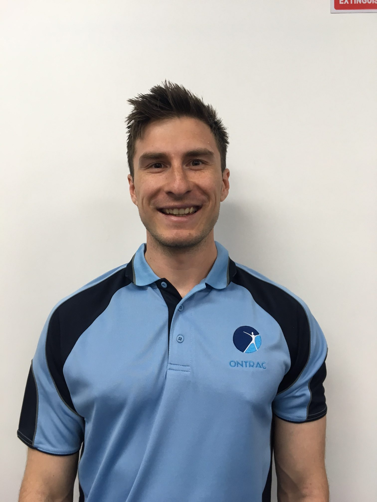 Nicholas Rodionoff - Accredited Exercise Physiologist - Camden Clinic